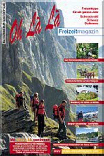 """Reise-Special aus dem OhLàLà 2008 – """"Donauradtour - Mit Schiff und Rad von Passau nach Wien"""""""