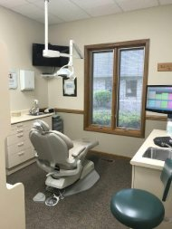 state of the art equipment at the office of invisalign specialist steven ellinwood dds fort wayne, in 46835