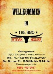 Steakhaus Biedermannsdorf Speisekarte 2017