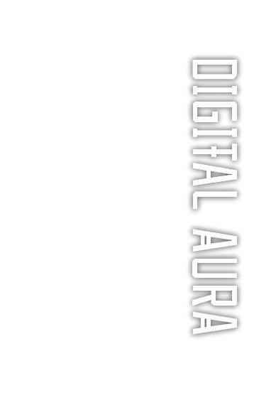 Digital Aura exhibition brochure