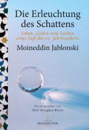 Die Erleuchtung des Schattens von Moineddin Jablonski - Leseprobe