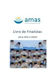 AMAS Livro de finalistas 2017