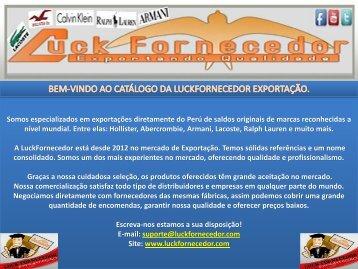 Catalogo Luck Fornecedor - MARÇO_2017