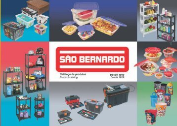 Catálogo de Produtos - São Bernardo