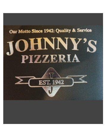 Johnnys Main Menu