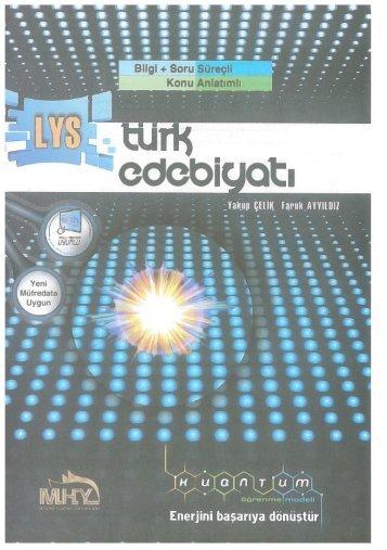 KUANTUM LYS Türk Edebiyatı