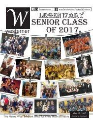 Senior Issue 2017