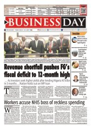 BusinessDay 23 May 2017