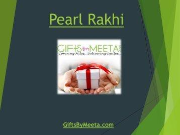 Pearl Rakhi