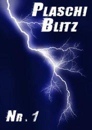 Plaschi-Blitz Nr. 1