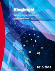 Kingbright 2016-2018