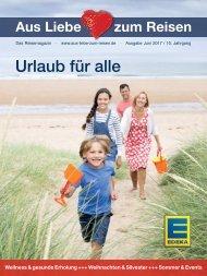 06.2017 EDEKA Reisemagazin