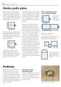 Vyrovnanie podláh - SK - Page 4