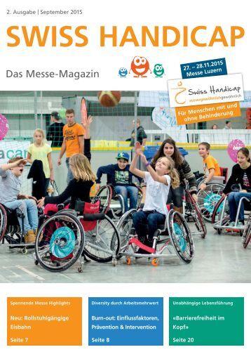 Swiss Handicap Magazin