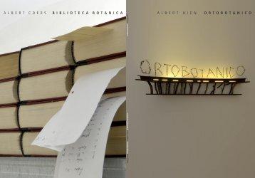 ORTOBOTANICO - Albert Coers