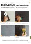 Vysoko kvalitné povrchy stien a stropov s Q4 - SK - Page 7