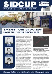 SIDCUP PROPERTY NEWS - JUNE 2017