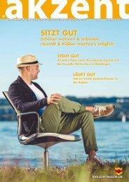 akzent Magazin Juni GB