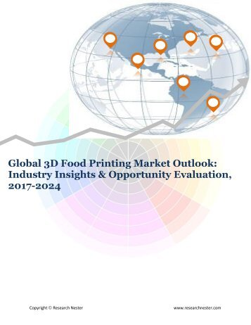 Global 3D Food Printing Market (2017-2024)- Research Nester