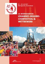 Program Book - Wernigerode 2017