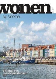 Wonen op Voorne, uitgave juni 2017