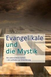 Evangelikale und die Mystik - Auszug