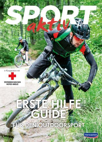 SPORTaktiv Erste Hilfe Guide 2017