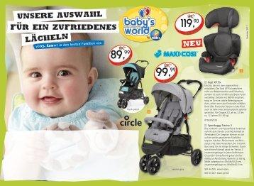 Baby Hartwarenflyer 2/2017 | BH27