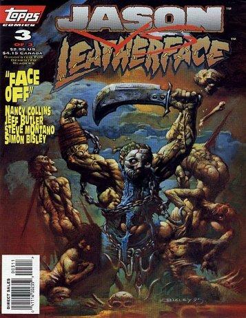 Jason vs. Leatherface%5c%5cJason vs. Leatherface 03 (Topps)