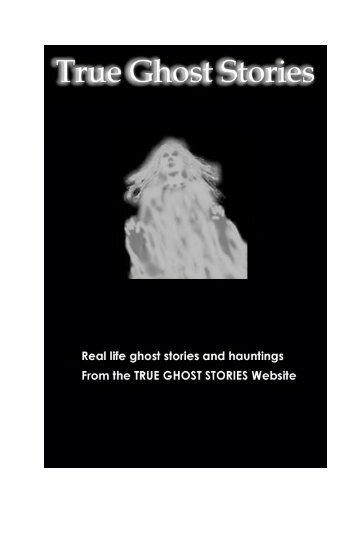 True-Ghost-Stories