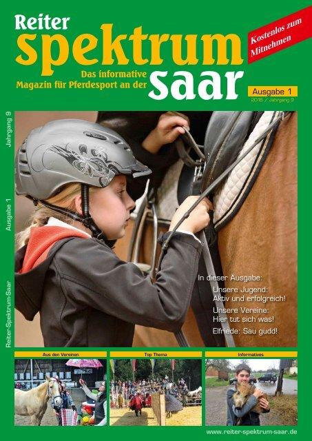 Reiter Spektrum Saar Ausgabe 01-2016