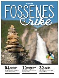 Fossenes rike - sommermagasin for Sunndal 2017