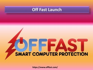 Off Fast Launch