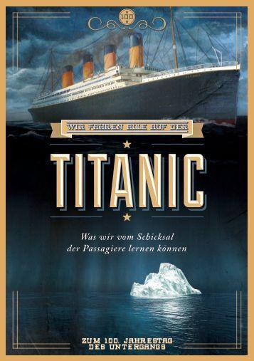 Wir fahren alle auf der Titanic
