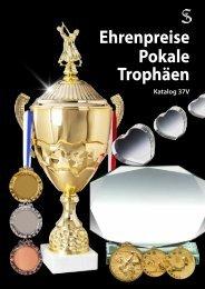 Ehrenpreise, Pokale und Trophäen