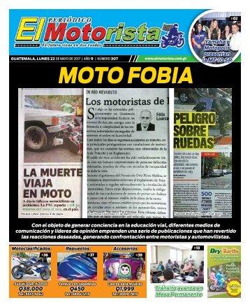 EL MOTORISTA Edicion 22 Mayo