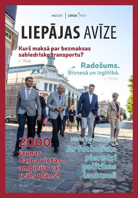 Liepājas Partijas Avīze   Maijs 2017