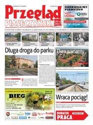 Przegląd Piaseczyński, Wydanie 149