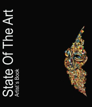 State of the Art_Artists Book