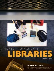 UH_Libraries_Newsletter_Spring_2016