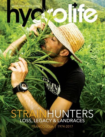 Hydrolife Magazine June/July 2017 (USA Edition)