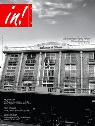 Revista In Magazine Lançamento