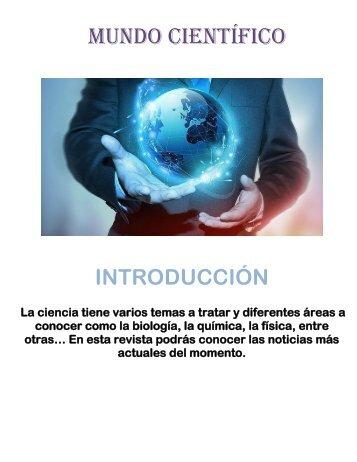 Mundo científico