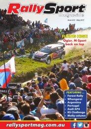 RallySport Magazine May 2017