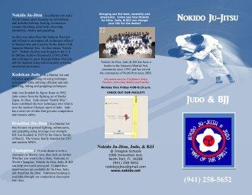 (941) 258-5652 - Nokido Ju-Jitsu & Judo