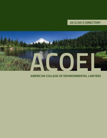 fellows - ACOEL