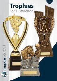 2017 Trophies for Distinction