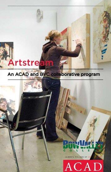 Artstream - Alberta College of Art and Design