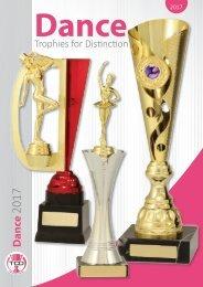 2017 Dance Trophies for Distinction