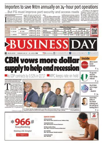 BusinessDay 24 May 2017